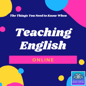 The Things You Need to Know When Teaching English Online
