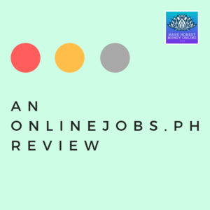 An OnlineJobs.ph Review