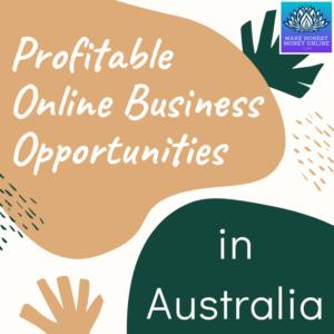 Profitable Online Business Opportunities in Australia