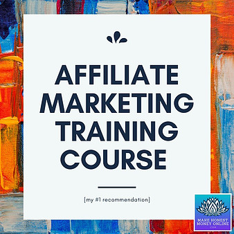 Affiliate Marketing Training Course